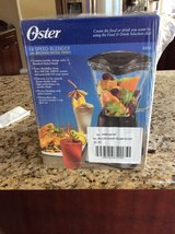 OSTER - Blender 14-Speed **NEW** in Travis AFB, California