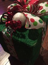 Green Lighted Gift Boxes in Oswego, Illinois