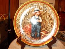Happy Thanksgiving Collectible Plate in Fort Campbell, Kentucky