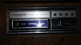Electrophonic  8-Track Tape player in Alamogordo, New Mexico