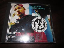 Vintage Jazzy Jeff & Fresh Prince CD Code Red in Naperville, Illinois