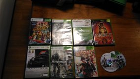 Assorted xbox games (360 and original) in Perry, Georgia