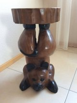 Cat flower stand or small table in Ramstein, Germany
