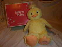 #6432 AMERICAN GIRL BITTY BABY FLUFFY DUCK . MINT IN BOX - $15 (HARKER HEIGHTS) in Fort Hood, Texas
