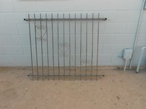 Security Bars for 4 foot by 4 foot window.  Good shape just needs repaint. Have 5 of them. in Alamogordo, New Mexico
