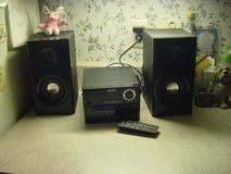 Small Stereo with Speakers in Alamogordo, New Mexico