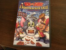 Tom and Jerry DVD in Yorkville, Illinois