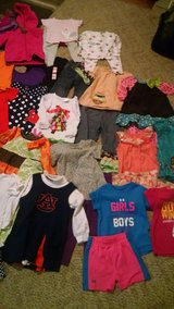 Lot of 24months/2t girl's clothes in Fort Benning, Georgia