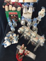 Christmas ornaments in Naperville, Illinois