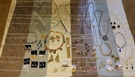Trifari, Napier, Coro, ENCO & More Jewelry Lot 60 Pieces in Camp Lejeune, North Carolina