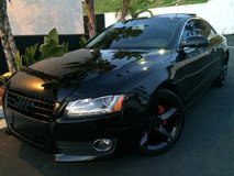 Audi A5 Turbo Murdered Out in Camp Pendleton, California