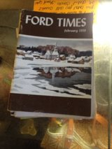 Ford Times 1949-1958 in Fort Campbell, Kentucky