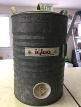 Vintage Metal Igloo 5 gal. Water Cooler in Macon, Georgia