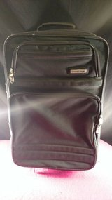 "20"" Skyline Green Rolling Trolley Case Luggage in Clarksville, Tennessee"