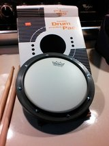 Drum practice pad +++REDUCED+++ in Byron, Georgia