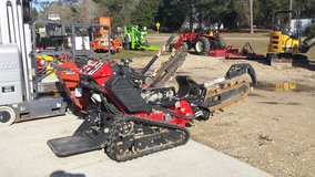 """42"""" stand on trencher in Leesville, Louisiana"""