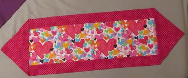 Table Runner for Valentines Feburary in Perry, Georgia