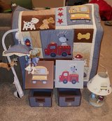 Carter's 12 piece baby bedding set in Naperville, Illinois