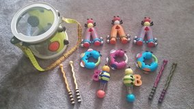 """**REDUCED** """"B Toys"""" Drum Set w/ Extra Instruments in Clarksville, Tennessee"""