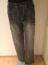 Brand New Strauss Ripped jeans in Ramstein, Germany