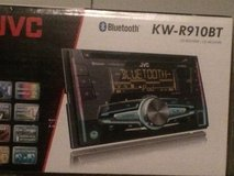 JVC car radio (new in box) in Beaufort, South Carolina