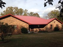 Metal Roofing and Metal Structures in Leesville, Louisiana
