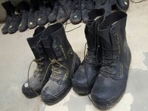 military snow boots in Fort Polk, Louisiana