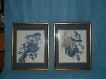 Bamboo Framed Pictures (2) Professionally Done in Tinley Park, Illinois