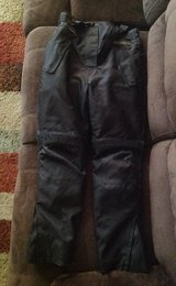 Women's Cordura Waterproof Motorcycle Thermal Bike  Armour Textile Pant..Size 16 in Cherry Point, North Carolina