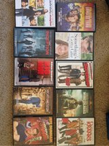assorted dvd movies in Fort Bragg, North Carolina