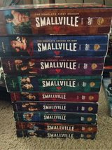 smallville season 1-9 dvd in Fort Bragg, North Carolina