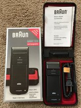 BRAUN Men's Rechargeable System 1-2-3 Shaver in Naperville, Illinois
