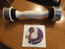 Shake Weight with Instructional CD in St. Charles, Illinois
