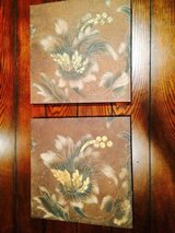2 Wood Wall Plaques in Naperville, Illinois
