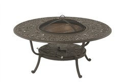 BRAND NEW!! Hanamint Firepit Table w/ Free Box of Duraflames in Fort Campbell, Kentucky