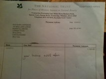 """WE EVEN SUPPLY THE """"NATIONAL TRUST in Lakenheath, UK"""