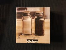 Circleware Yorkshire Salt and Pepper Shakers 2.87 oz in St. Charles, Illinois