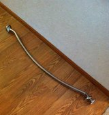 Curved Shower Curtain Rod in Chicago, Illinois