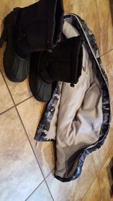 SNOW BOOTS AND JACKET in Las Vegas, Nevada