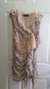 Authentic Strapless BCBG Maxazria Dress, Size 8 in Fort Campbell, Kentucky