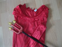 Kids Lil' Devil Costume 3 Pieces Size: Large in Ramstein, Germany