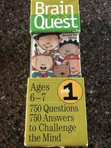 Brain Quest grade 1 (Ages 6-7) in Plainfield, Illinois