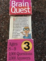 Brain Quest grade 3 (Ages 8-9) in Naperville, Illinois