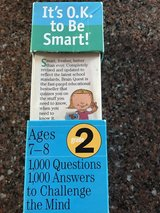 Brain Quest Ages 7-8 Grade 2 in Plainfield, Illinois