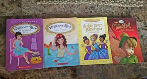 4 Girls Chapter Books in Clarksville, Tennessee