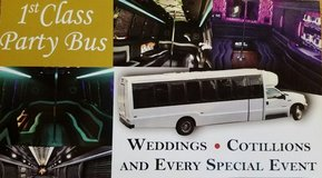 Party bus service in Naperville, Illinois