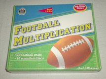 Football Multiplication -  7+ years in Bolingbrook, Illinois