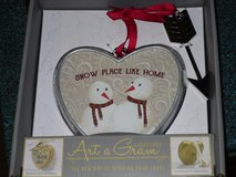 NIB art-a-gram heart in St. Charles, Illinois