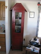large curio cabinet in Alamogordo, New Mexico