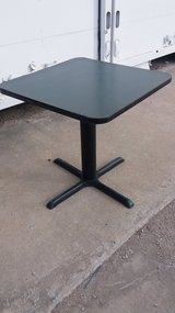 Green table in Fort Riley, Kansas